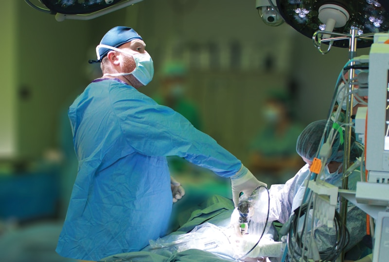 The Cutting Edge: Introducing Reduced Port Laparoscopic Surgery