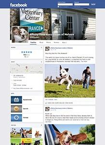 Facebook-Affinity Vet