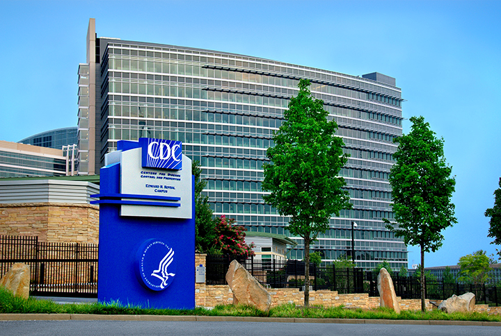 CDC′s Roybal campus in Atlanta, Georgia