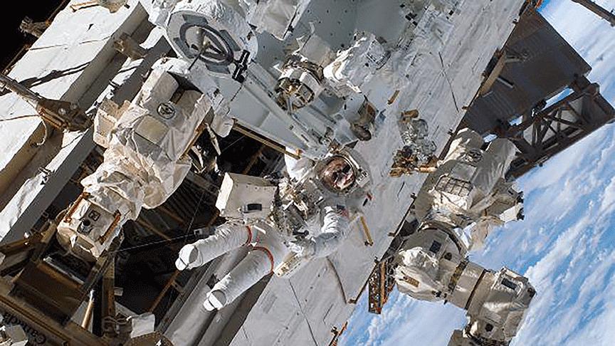 richard linnehan dvm spacewalk